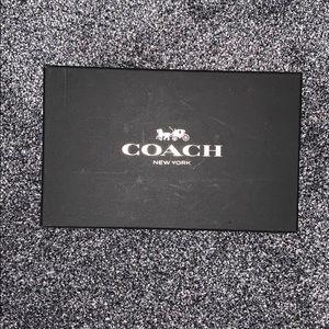 New Coach Cross Grain Glitter Travel Set